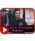 Artur Petrosyan: Owner of Camelback Boxing Gym